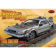 Back to the Future III Final Act Time Machine SNAP Together (DeLorean)