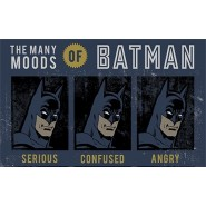 The many moods of Batman Mug