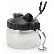 Airbrush Cleaning Pot (Suction Feed Double Action Airbrush)