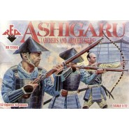 Japanese Ashigaru (Archers and Arquebusiers)