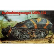 Beobachtungswagen Sd.Kfz.135 (Limited Edition PE parts included)