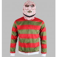 Nightmare on Elm Street Hooded Sweater Freddy Krueger (Size: XL)