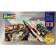 Honest John missile and mobile carrier limited edition 1/54 scale