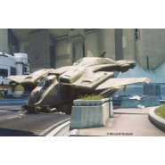 Halo Build & Play Level 2 Model Kit with Sound & Light Up 1/100 UNSC-Pelican