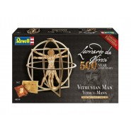 Vitruv Man 500th Anniversary of Leonardo Da Vinci