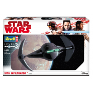 Sith Infiltrator (1:260 scale)