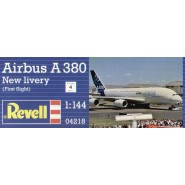 Airbus A380 New Livery 'First Flight'