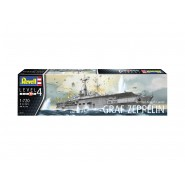 Graf Zeppelin German Aircraft carrier WWII
