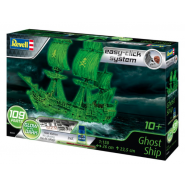 Ghost Ship! Glow in the dark!