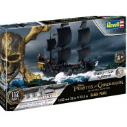 Black Pearl Pirate Ship 'Pirates Of The Caribbean' Easy-Click System