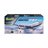Boeing 747-100 50th Anniversary Gift set
