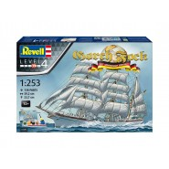 Gorch Fock Anniversary Edition (inclui tintas e cola)