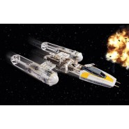 Star Wars: Y-Wing Fighter ('easykit' series, snap together)