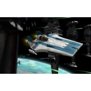 Star Wars: Build & Play Resistance A-Wing Fighter, Blue