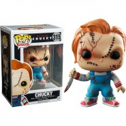 POP Vinyl Sorting Chucky Scarred (Bride of Chucky) - Exclusive