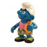 The Smurfs Figure Climber Smurf 6 cm