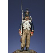 Sergeant of fusiliers 1807.
