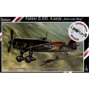 Fokker D.XXI 'FR-167 with Retractable Landing Gear' Limited series