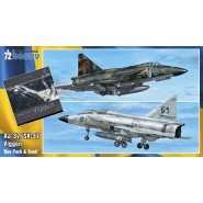 Saab 37 Viggen Duo Pack & Book from HMH Publications Duke Hawkins.