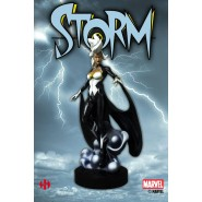 Marvel Comics Museum Collection Statue 1/9 Storm Uncanny X-Force Ver. 22 cm