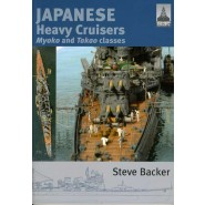 SHIPCRAFT 5: Japanese Heavy Cruisers Myoko and Takao Classes
