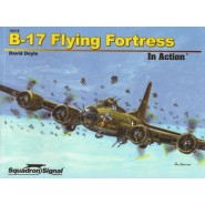 Boeing B-17 Flying Fortress (in action series)[B-17E B-17F B-17G]