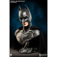 The Dark Knight Trilogy Bust 1/1 Batman 74 cm