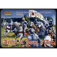100 Years War Army of Joan D'Arc