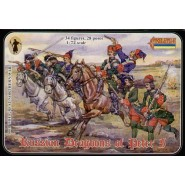 Russian Dragoons of Peter I (Great Northern War)