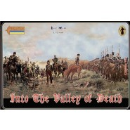 Into The Valley Of Death' Inc new set of British Light Brigade and sets 36, 40 and 50