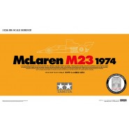 McLaren M23 1974 w/Photo Etched Parts