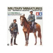 GERMAN WEHRMACHT MOUNTED INFANTRY