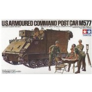U.S. ARMOURED COMMAND POST CAR M577