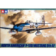 North American P-51D Mustang - 8th Air Force
