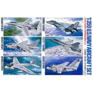 U.S. Navy Aircraft Set 1