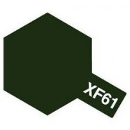 XF-61 DARK GREEN (ACRYLIC PAINT - BOTTLE 23ml)