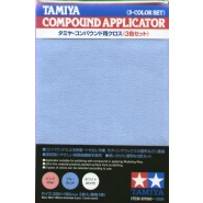Compound Applicator - 3 Color Set