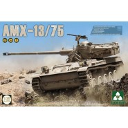 AMX-13/75 Light Tank IDF 2 in 1