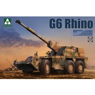 G6 Rhino SANDF Self-propelled Howitzer South African National Defence Force