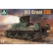 M3 Grant CDL British Medium Tank Canal Defence Light, Armoured Searchlight