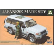 Japanese-made SUV