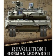GERMAN REVOLUTION I GERMAN LEOPARD II MAIN BATTLE