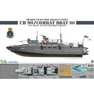 Sweden CB-90 FDST Assault Craft CB 90