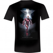 Captain America: Civil War - Iron Man Posing T-Shirt - Black (SIZE: L)