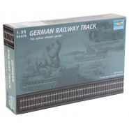 German Railway Track 900mm