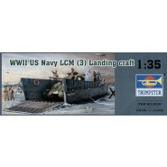 LCM 3 Landing craft