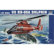 US Eurocopter HH-65A DOLPHIN