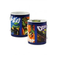 Teenage Mutant Ninja Turtles Mug Characters II