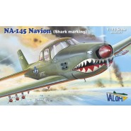 "North-American NA-145 Navion ""Shark markings"""