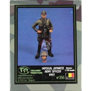 Imperial Japanese Army Officer WWII (with alternative Head) (Resin)
